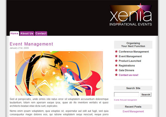 Xenia - click for testimonial